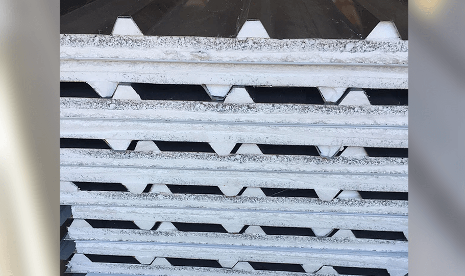 Eps roof panels 17