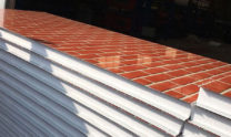 Patio Pergola Kit Insulated Sun Lit 03