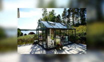 Sun Room Glass