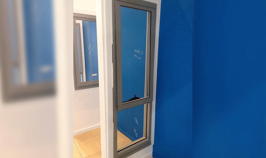 Aluminium Double Glazed Awning Windows 02