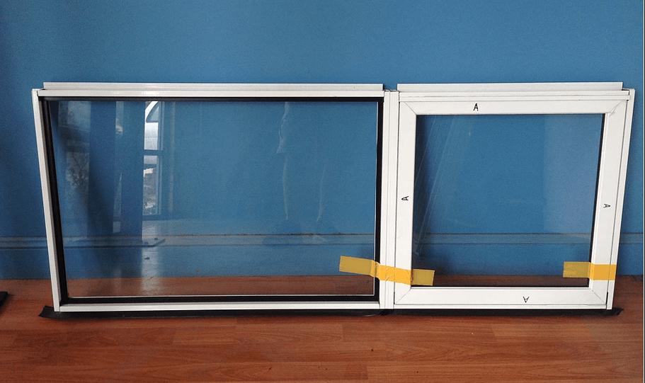 Aluminium Double Glazed Awning Windows 03