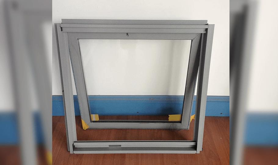 Aluminium Double Glazed Awning Windows 05