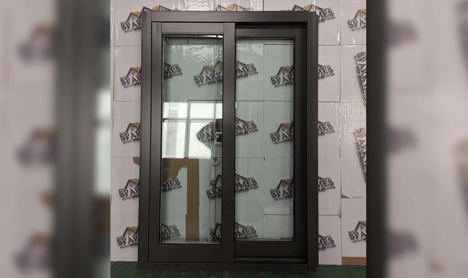 Aluminium Double Glazed Sliding Windows 01