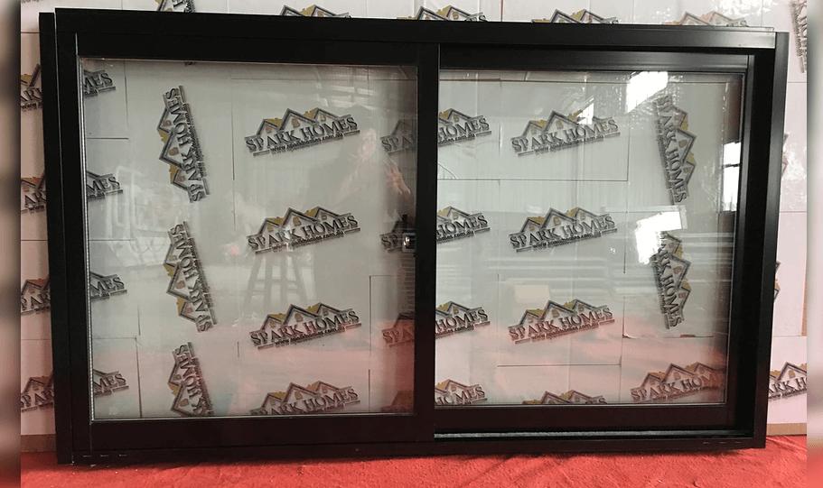 Aluminium Double Glazed Sliding Windows 09