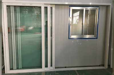 Aluminium Double Glazed Stacker Doors 01 1