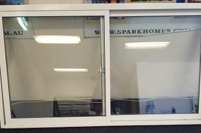 Double Glazed Aluminium Sliding Window
