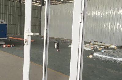 Double Glazed Hinged Doors