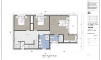Duplex Design Home Plan –