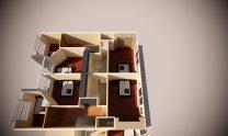 Duplex Design Home Plan – Th D