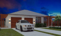 Duplex Design Plan 153 DUK 08