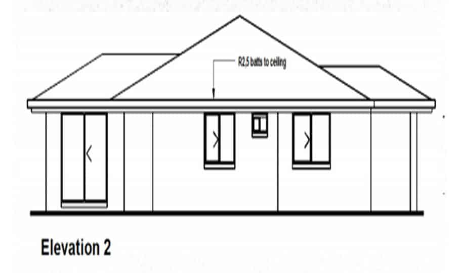 Duplex Design Plan 173 DUK 04