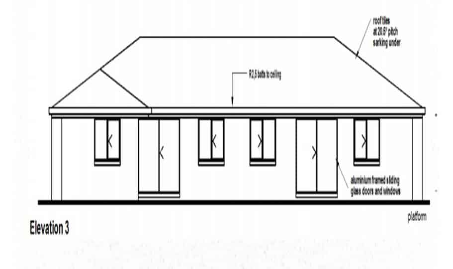 Duplex Design Plan 173 DUK 05