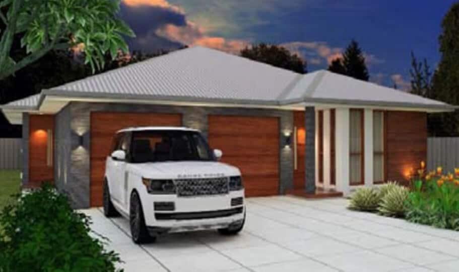Duplex Design Plan 183 DUK 07
