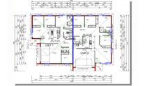 Duplex Design Plan 318 T 02