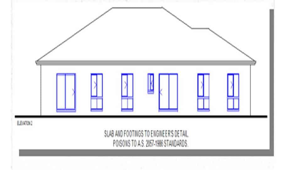 Duplex Design Plan 318 T 04