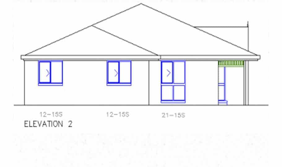 Duplex Design Plan 336 DUK 08