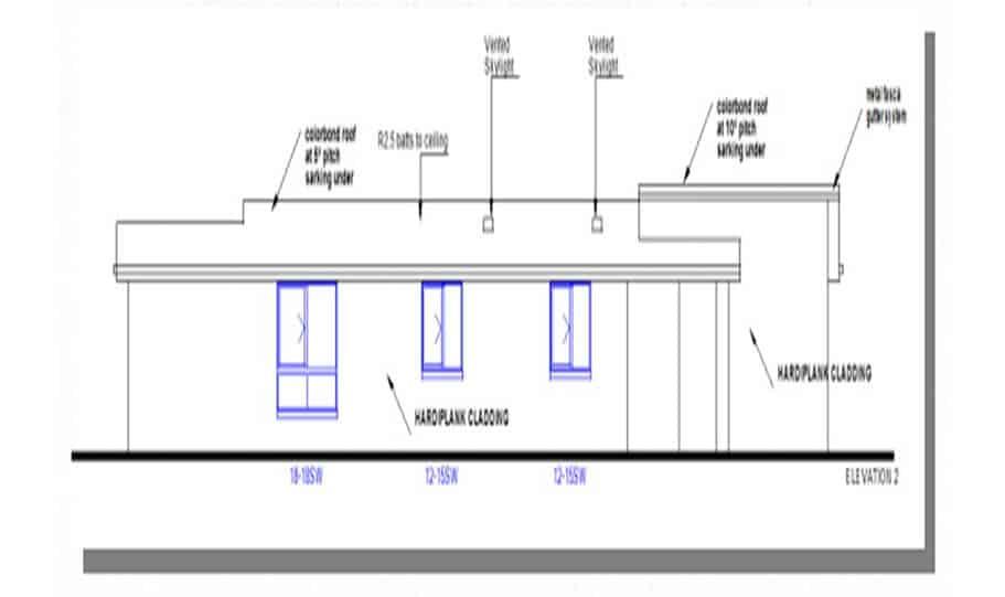Duplex Design Plan 376 DUK 04