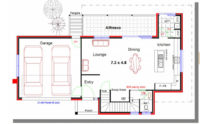 Duplex Kit Home Design Plan 213 03