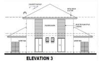 Duplex Kit Home Design Plan 297B 05