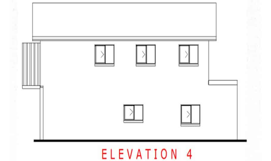 Duplex Kit Home Design Plan 299T 08