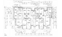 Duplex Kit Home Design Plan 345 TD 06