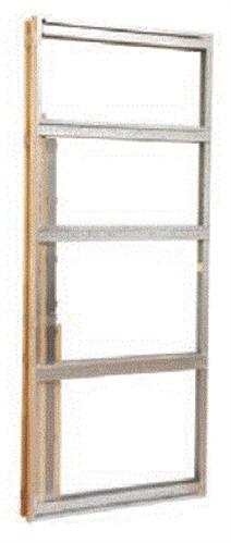 Evolution Cavity Unit Aspire Metal Cavity Unit Flush Jamb