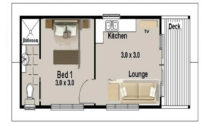 Granny Flat Kit Home Design 29 02