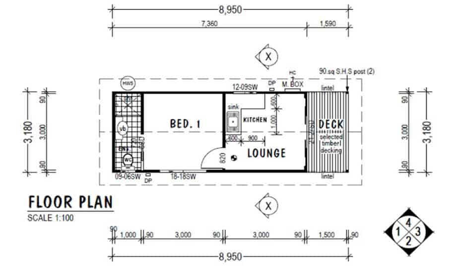 Granny Flat Kit Home Design 29 03
