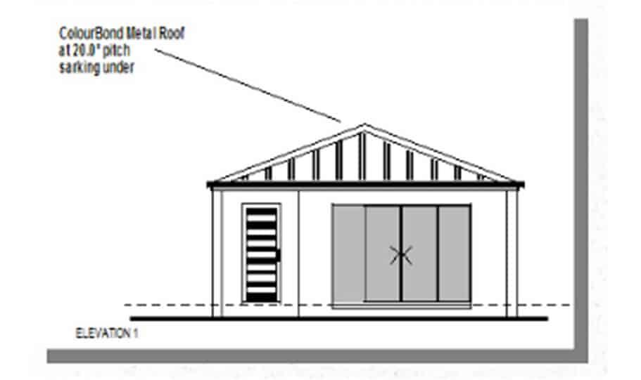 Granny Flat Kit Home Design 55 03