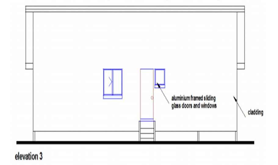 Granny Flat Kit Home Design 55B 04