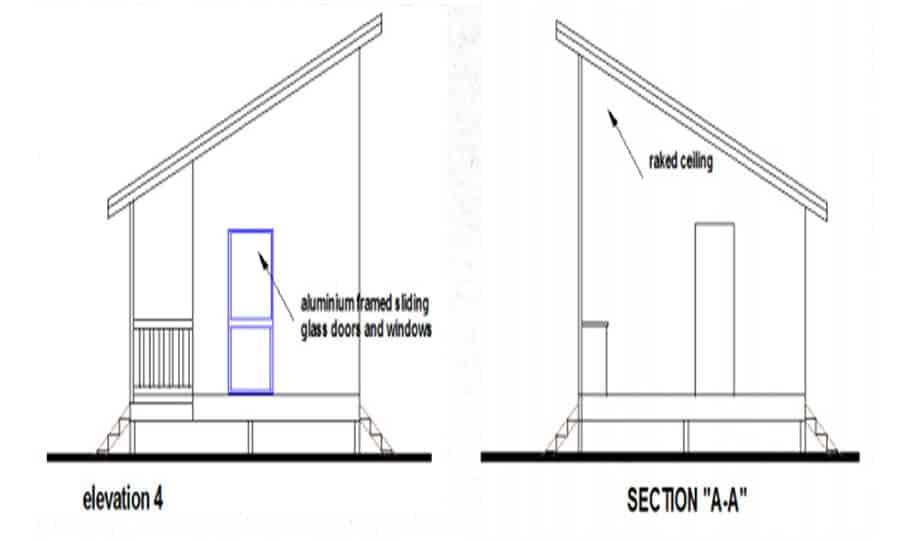 Granny Flat Kit Home Design 55B 05