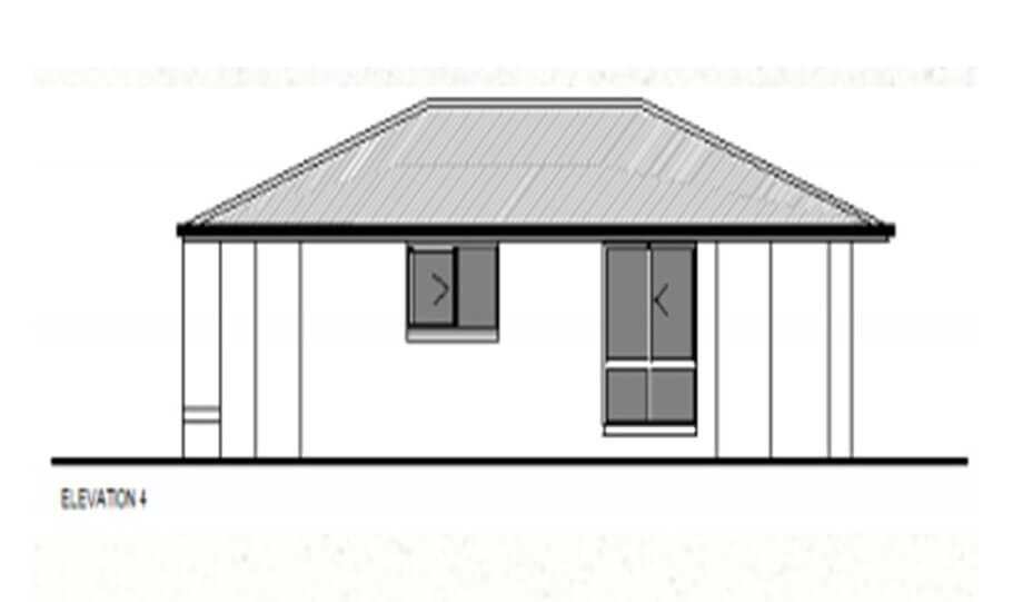 Granny Flat Kit Home Design 60A 06