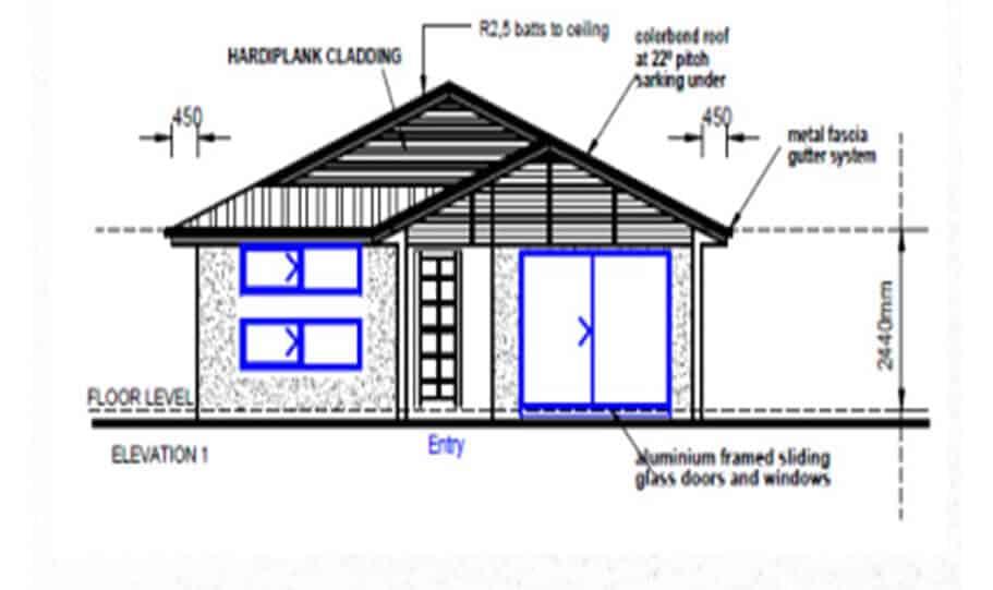 Granny Flat Kit Home Design 73 03