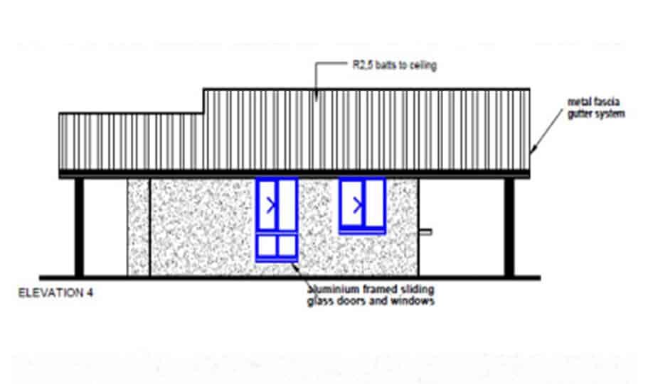 Granny Flat Kit Home Design 73 06