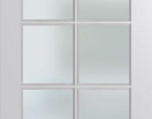 Hav White Translucent Web