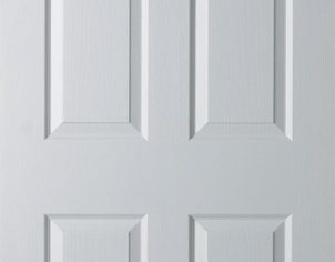 Hume Door Moulded Panel Cha