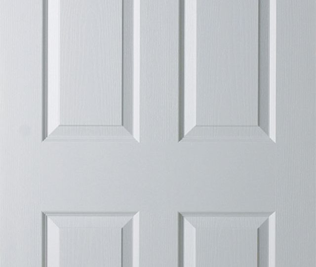 Sydney Hume Door Moulded Panel Cha