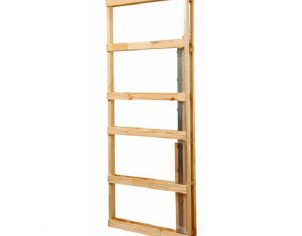 Hume Doors Evolution Timber Delux Cavity Unit