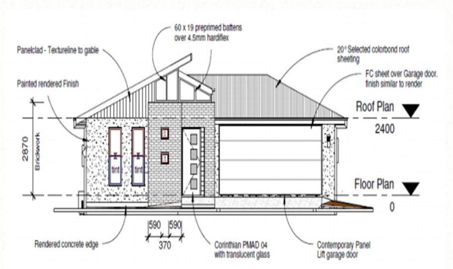 One Storey Kit Homes Plan 181 182m2 4 Bed 2 Bath 10