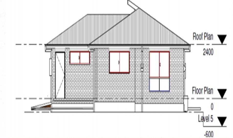 One Storey Kit Homes Plan 181 182m2 4 Bed 2 Bath 11