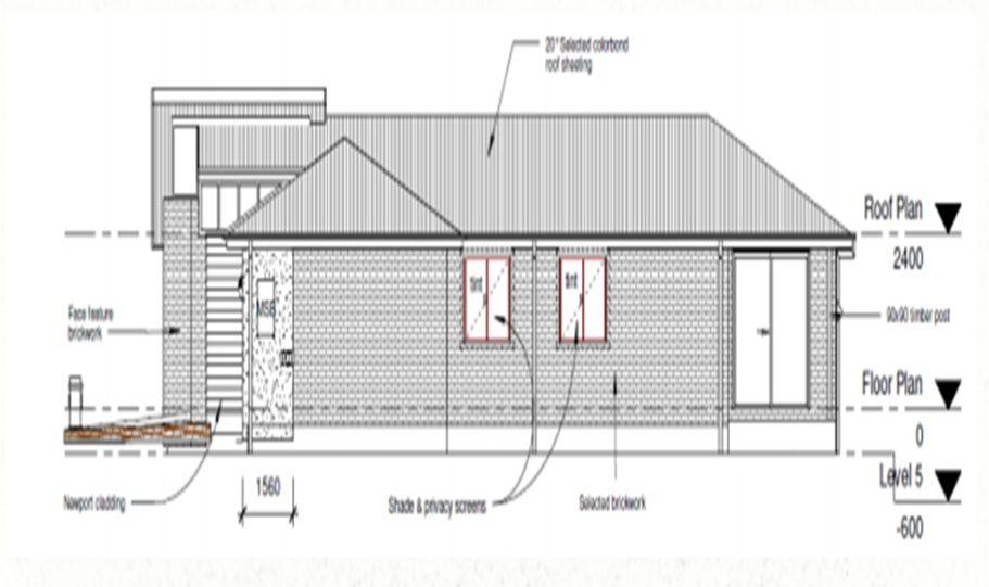One Storey Kit Homes Plan 181 182m2 4 Bed 2 Bath 12