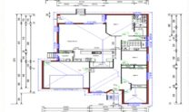 One Storey Kit Homes Plan 232 232.19 m2 4 Bed 2Bath 9
