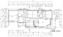 One Storey Plan 170 CL 01