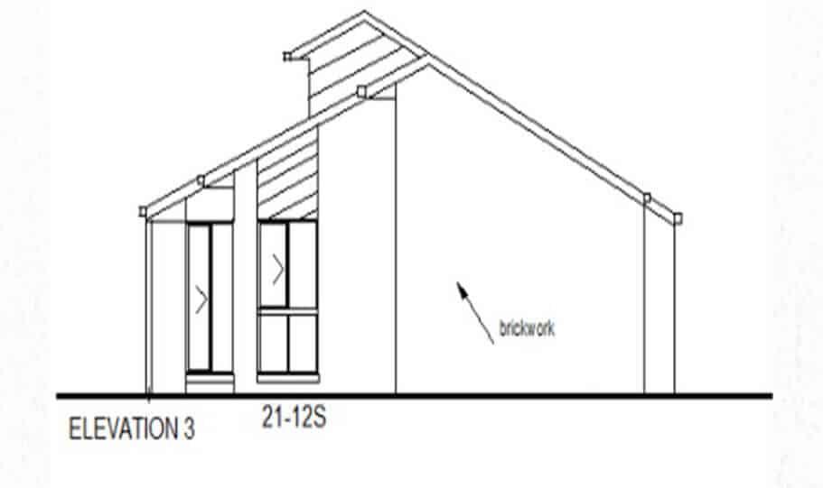 One Storey Plan 170 CL 04