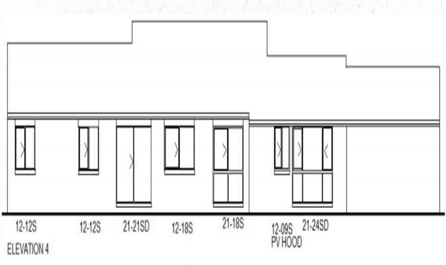 One Storey Plan 170 CL 05