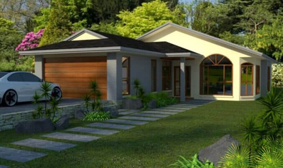 One Storey Plan 220N 07