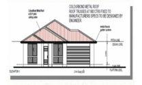 One Storey Plan 227 03