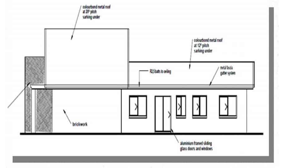 One Storey Plan 246 06