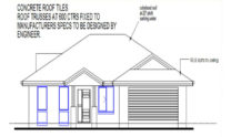 One Storey Plan 250JP 02