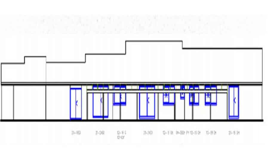 One Storey Plan 370 06